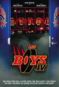 Les Boys4 Pourvoirie Centre Pourvoyeur Mastigouche Outfitter Koubek Lanaudiere