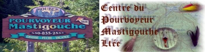 Centre Pourvoyeur Mastigouche LOGO